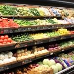 Fruit & Vegetable Display